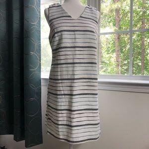 NWT Merona Woven Tunic Dress sz Large